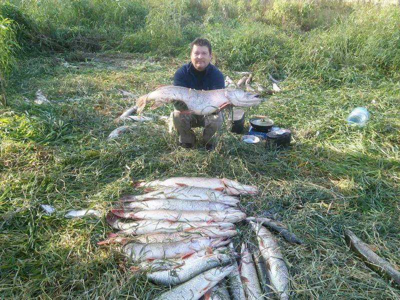 рыбалка в омской области лето 2016