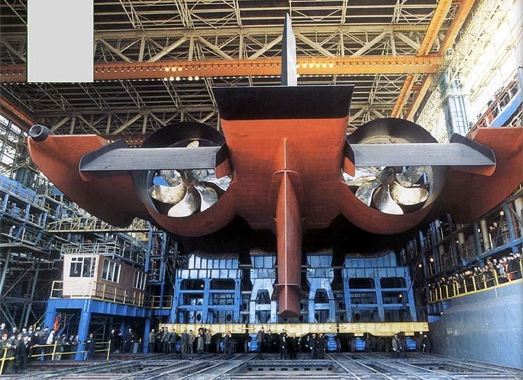 атомная подводная лодка проект акула