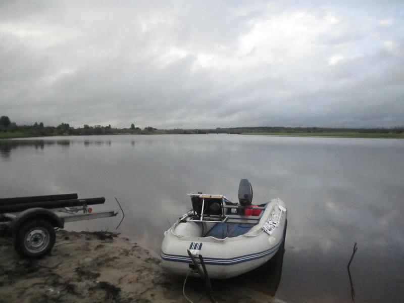 комплектация лодки пвх для гимс 2017г