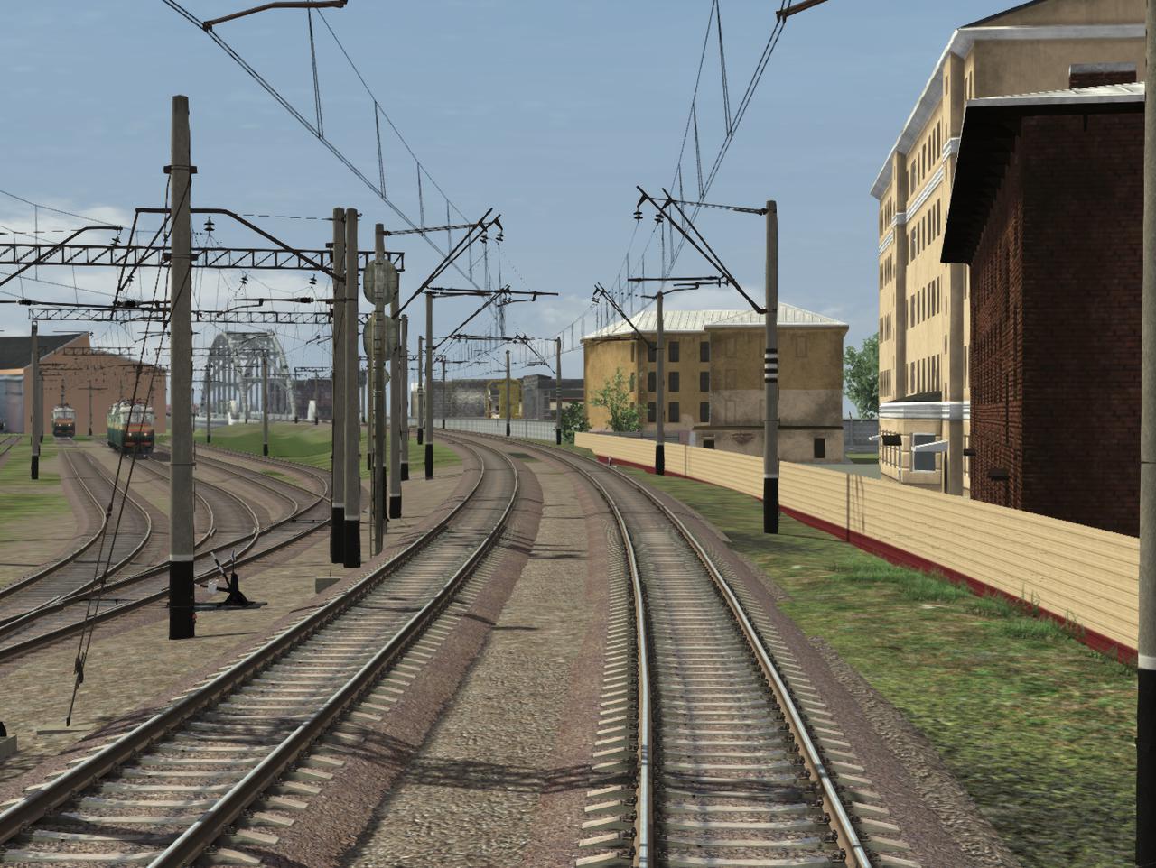 Петербург Главный • RAILWORKS сообщество