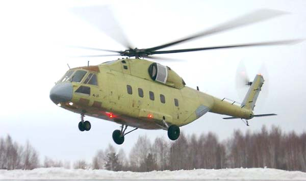 ОКБ Миля М.Л. Ми-38, 1:72, самоделка