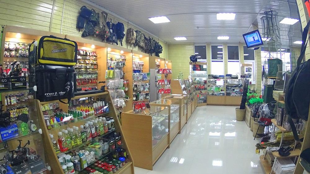 анапа магазин рыболовных товаров