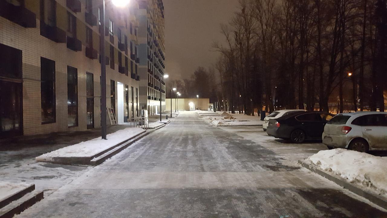 Фотографии ЖК Варшавское шоссе 141, декабрь 2016
