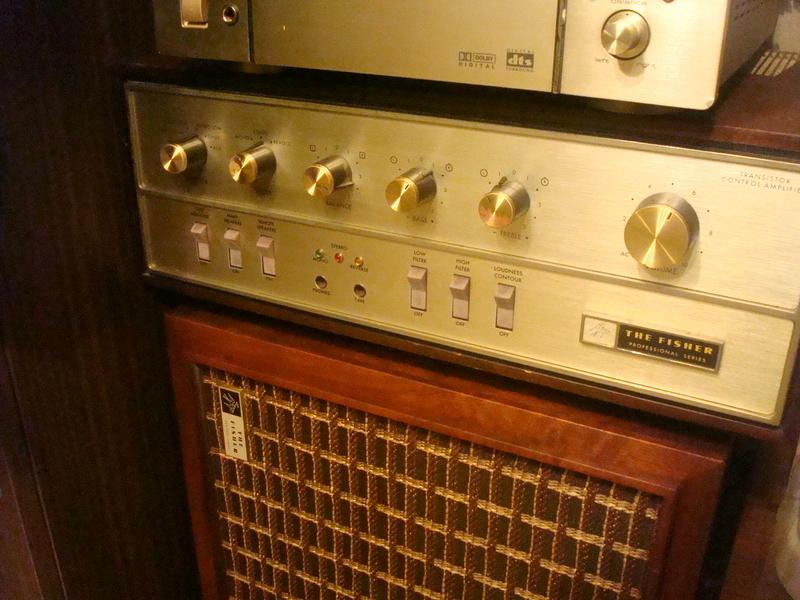 HI-FI радиоприёмная аппаратура