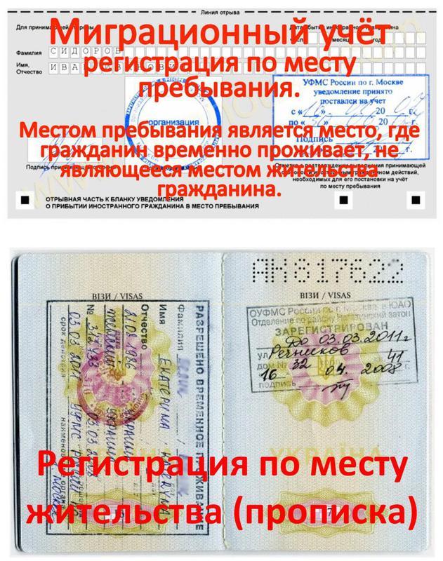 здесь как долго регистрируют по месту жительства иностранного гражданина приема