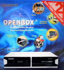 Инструкции для Openbox X-7х0