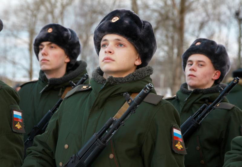 Просмотр темы - Присяга осень - зима 2016 - 2017 г.г.