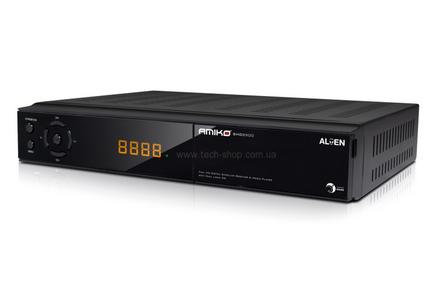 некоторая инфа для AMIKO SHD-8900 Alien