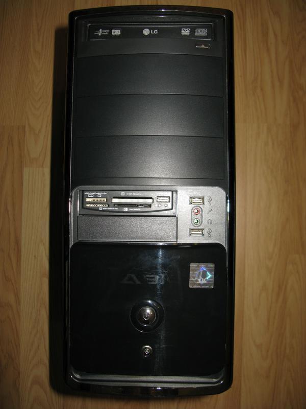 Четырехядерный системничек intel i5-2320