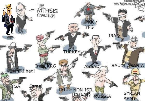 Новый Ближний Восток