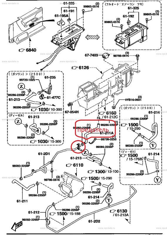 Система охлаждения FE