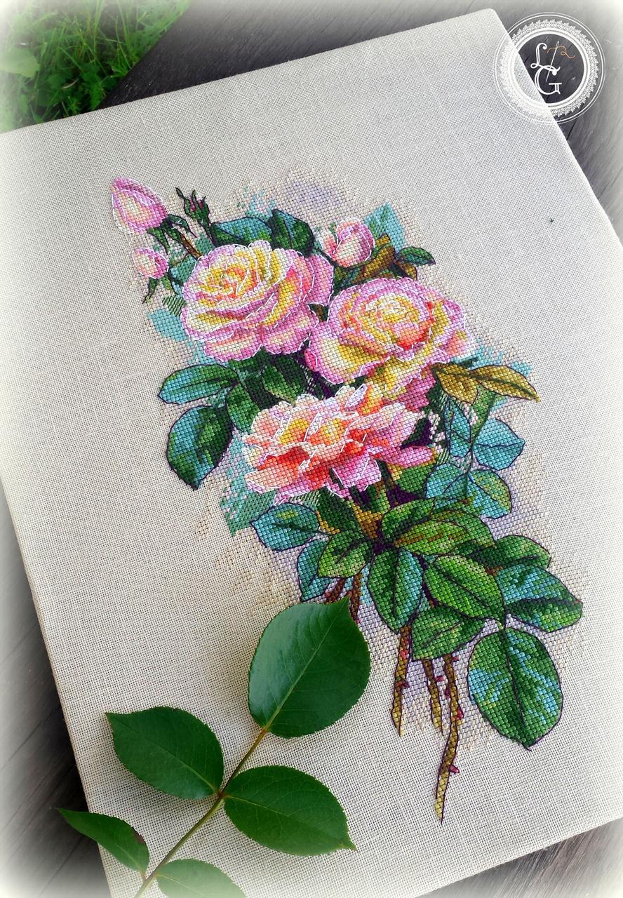 Merejka Vintage Roses