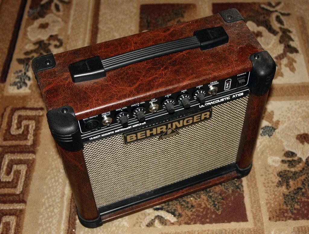 Combo amp