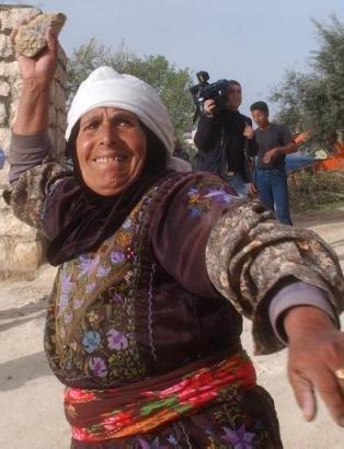 Очаровательная палестинка