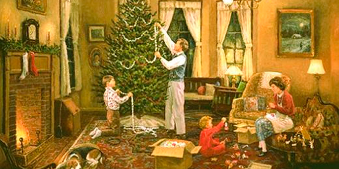 Какой купить подарок на новый год родителям