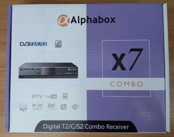 Инструкции ALPHABOX X7 COMBO