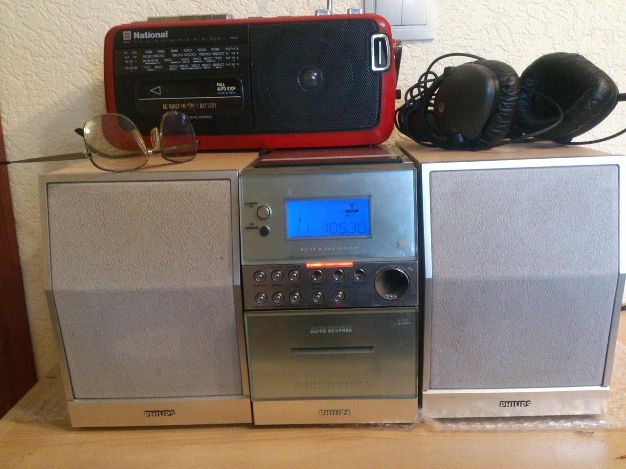 Микросистема Philips MC30/22