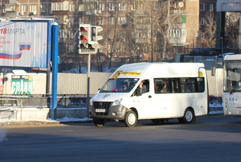ПС МТ на городских маршрутах