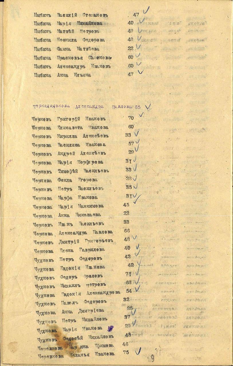 Список депутатов Большого Круга 1918 г
