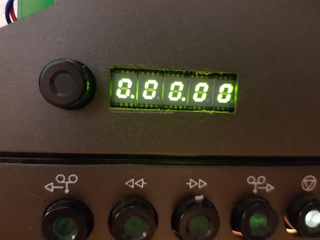 Многофункциональный счетчик для Электроники-003