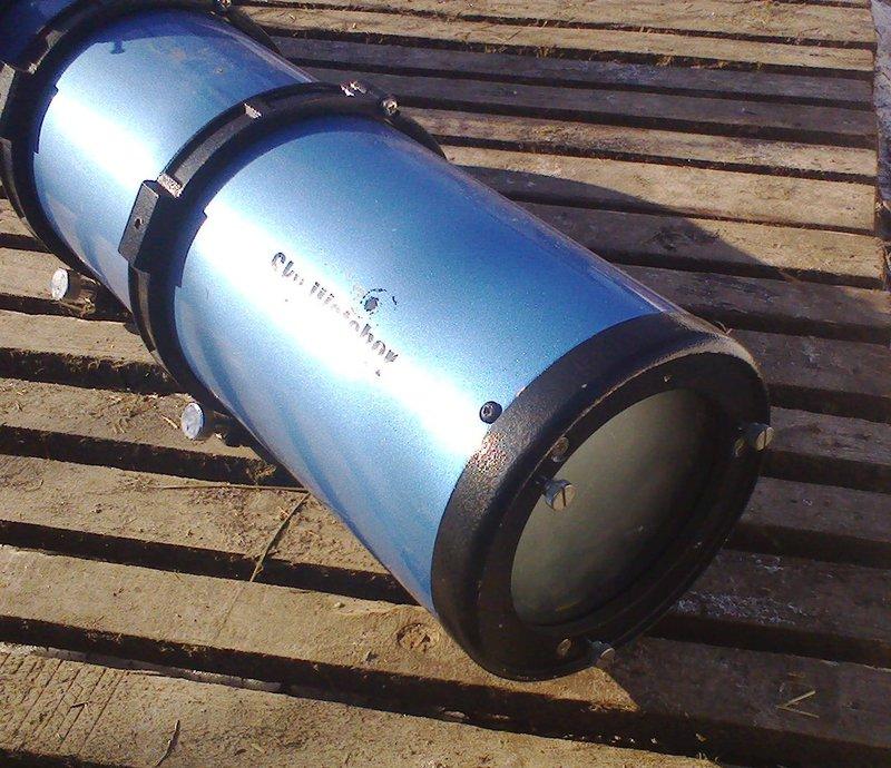 Ньютон 150/750 и монтировку BRESSER EXOS2