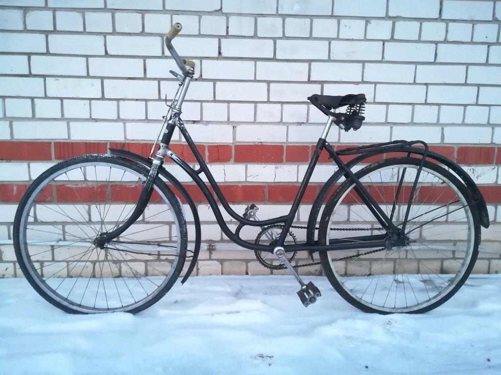 Немецкий велосипед фирмы WANDERER 151914239226482024