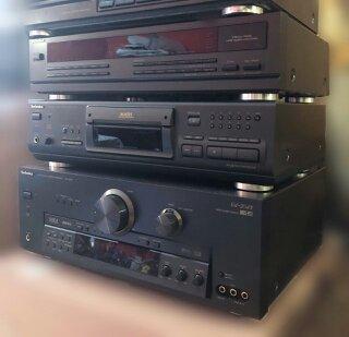 Ресивер для музыки и кино