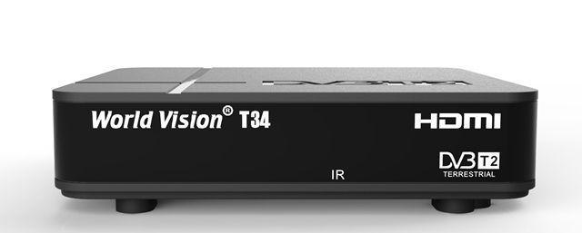 Инструкции World Vision T34