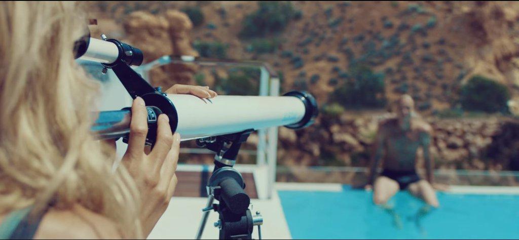 Игра «Заметил телескоп»