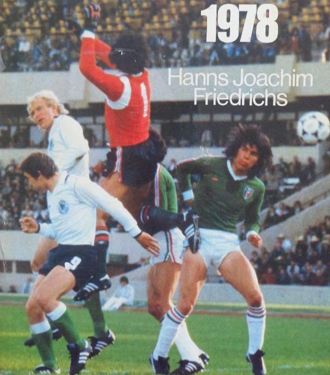 ФРГ - Мексика 6:0 Группа В