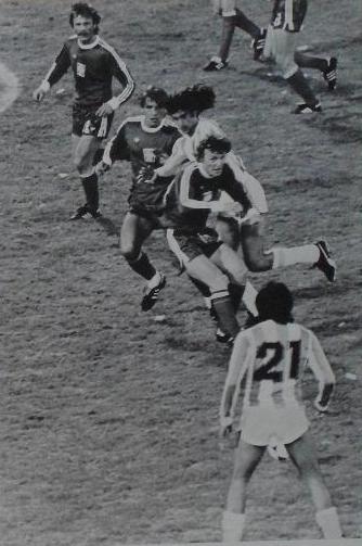 Аргентина - Польша 2:0 Второй групповой раунд. Группа В.
