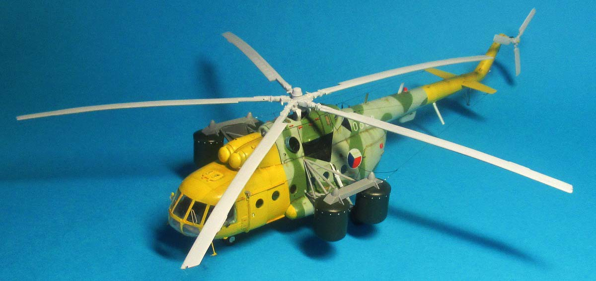 ОКБ Миля М.Л. Mi-17Z-2 P