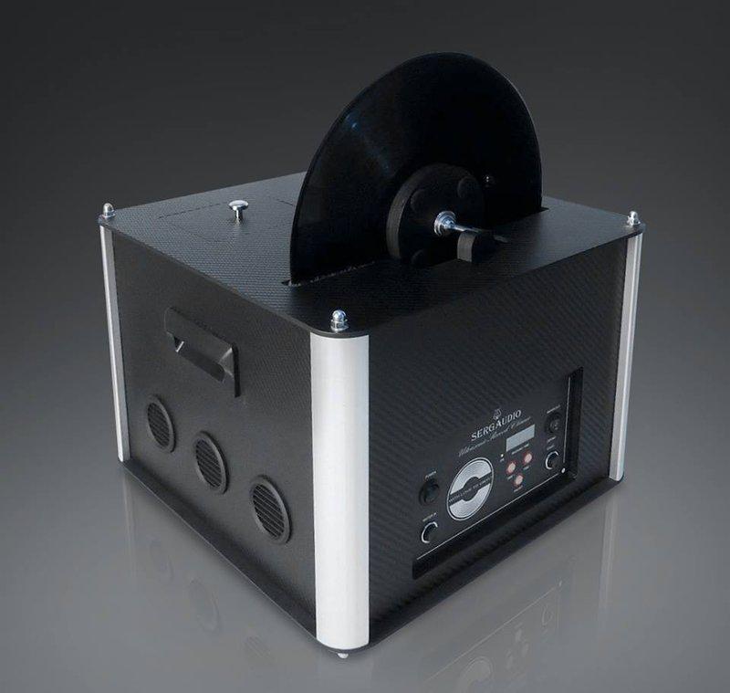 Полуавтоматическая ультра-звуковая мойка для винила