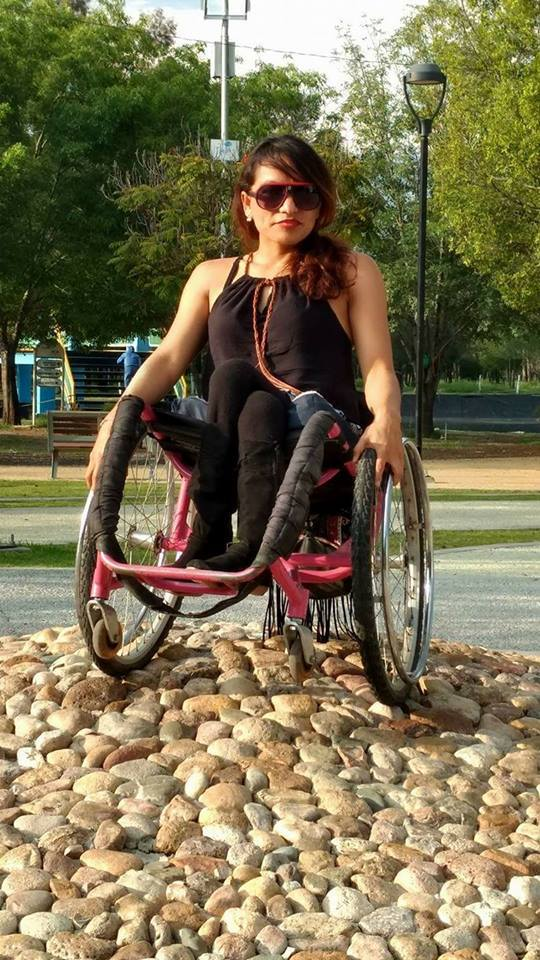Devotee wheelchair stories woman Wheelchair Devotee