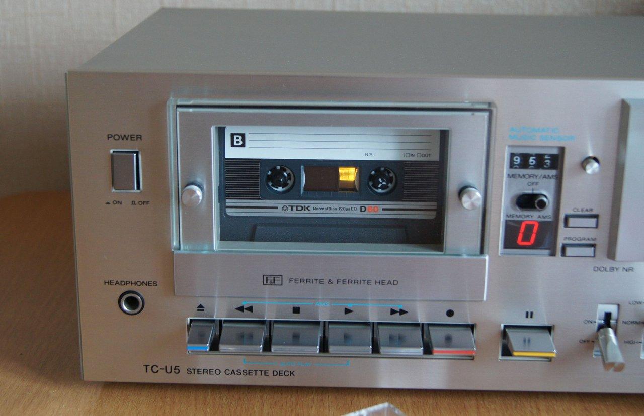 TDK D60 1982 г. продам, поменяю