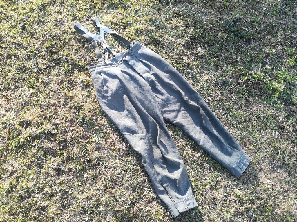 Комплект формы солдата ВЕРМАХТА  152484222904914896