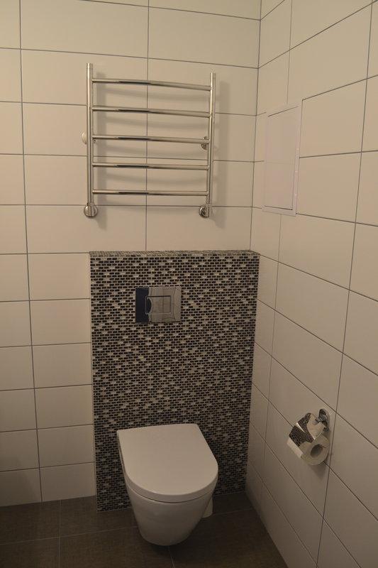 Отделка и ремонт ванных комнат, санузлов