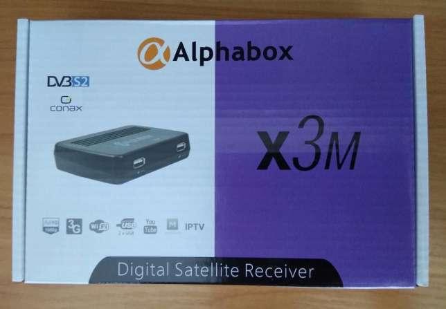 Программы и инструкции для Alphabox X3m