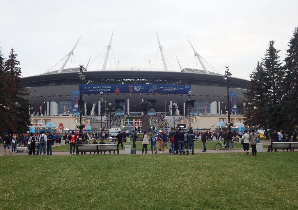 Футбол Чемпионат Мира 2018