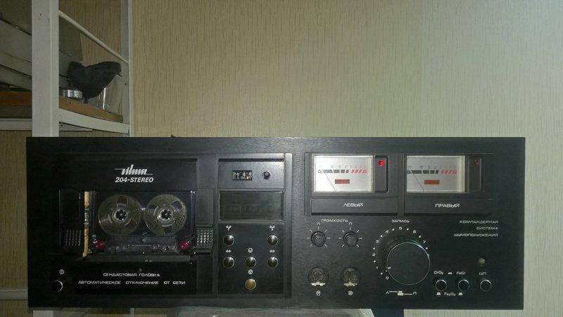 Хотел бы кассетную деку,не для hi-fi задач.