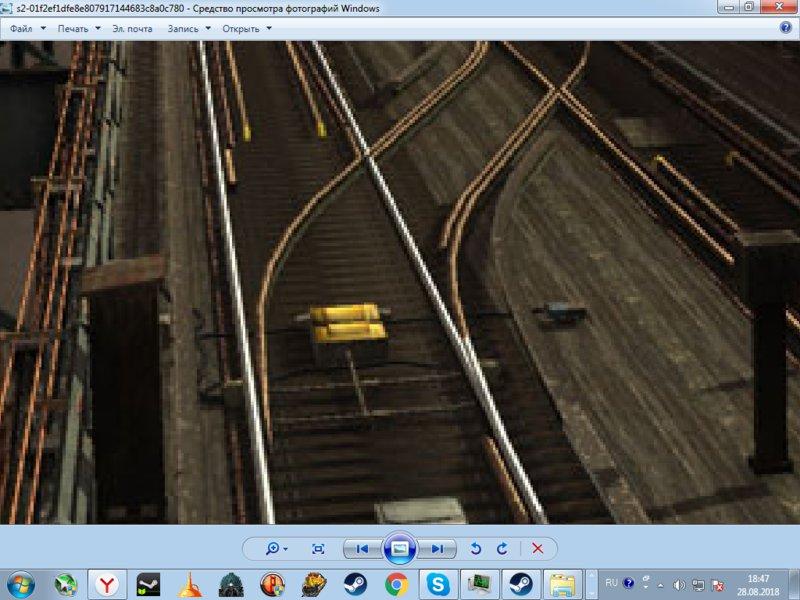 Свои изобретения в Railworks