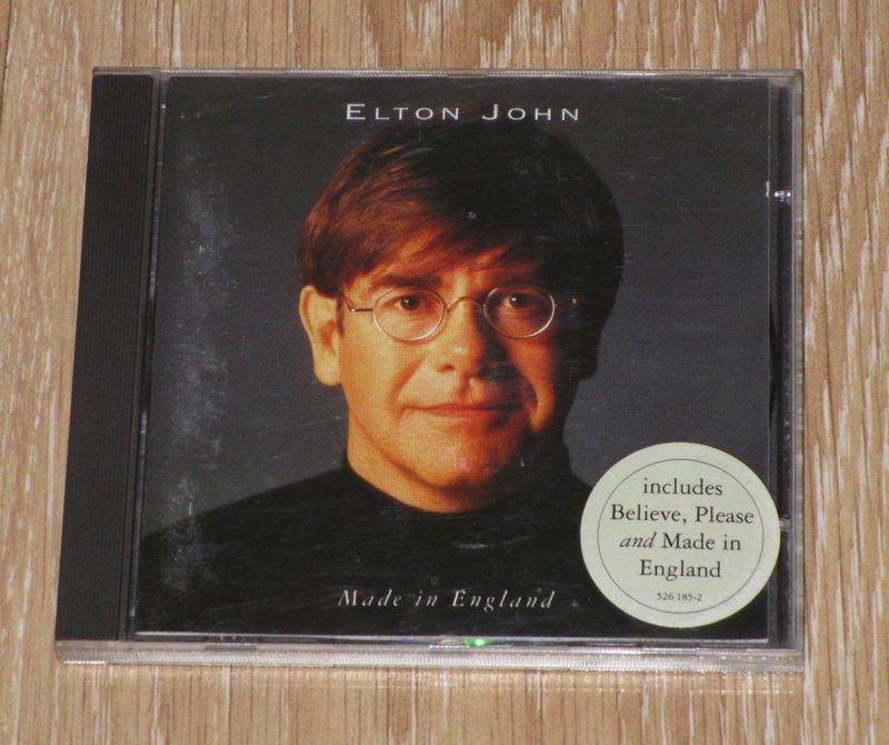 Подборка фирменных CD