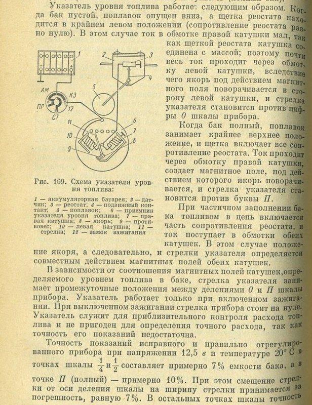Гальванометр от Запорожца