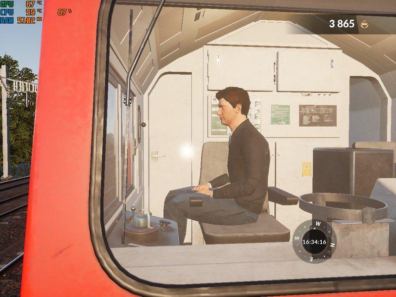 Скриншоты Train Sim World