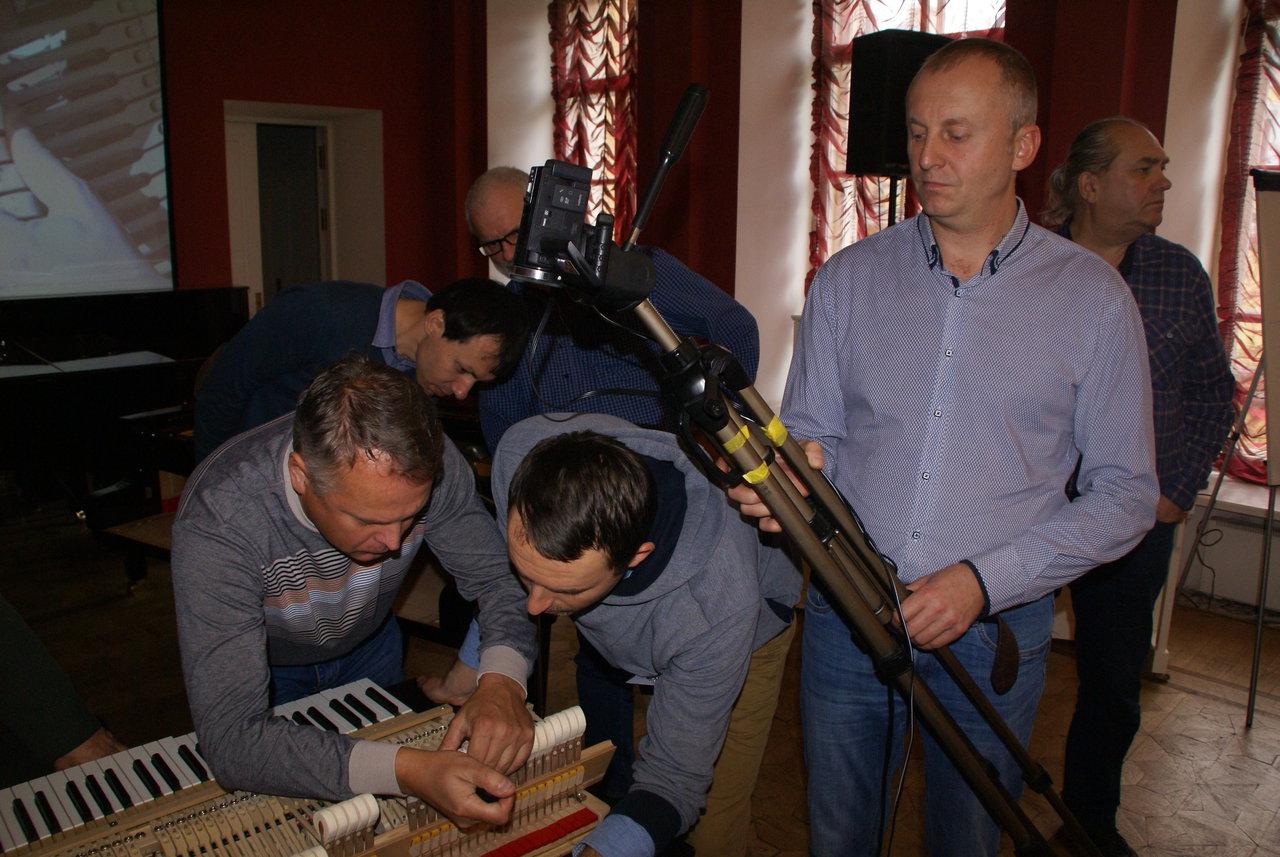 Семинар АФМ в Москве, 28.10-30.10 2018 г.
