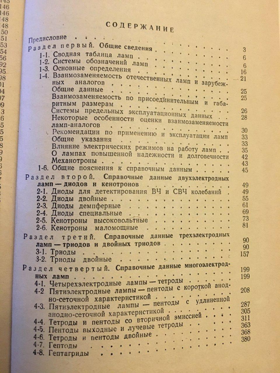 Книги по ламповой тематике