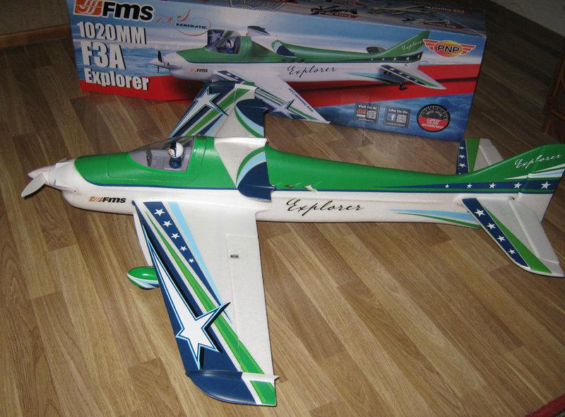 Пилотажные F3A модели 30-го класса.Обзор,мнения...