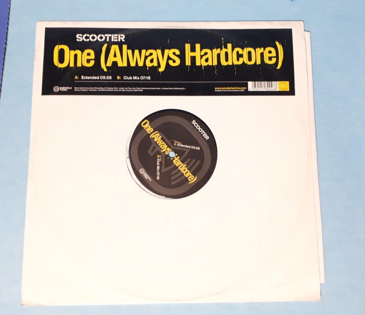 Scooter Vinyl, 12\\