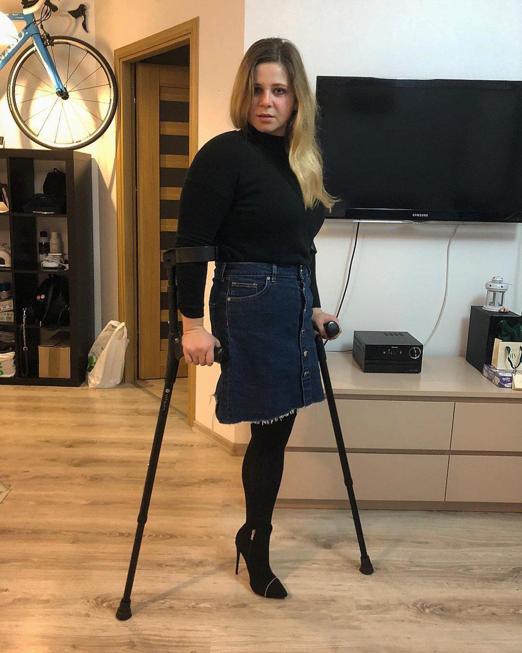 Eva Amputee New Model