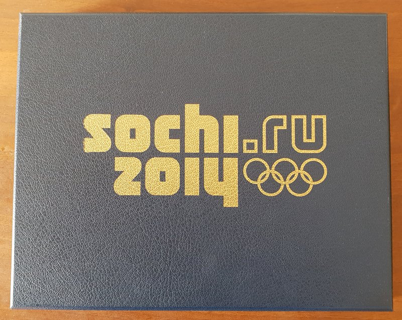 Олимпийская коллекция